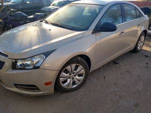 No parts 2012 Chevy Cruze for Sale in Hesperia, CA