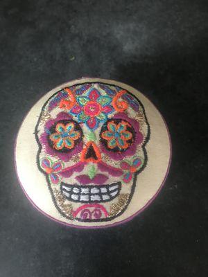 Sugar skull box for Sale in Rexburg, ID