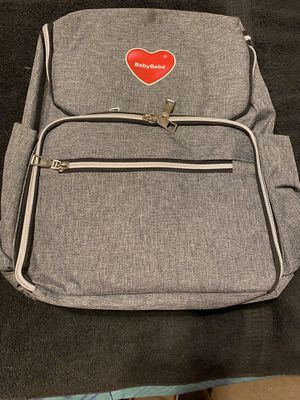 Babybabe Diaper Bag for Sale in Port St. Lucie, FL