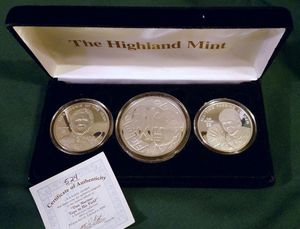 Dan Marino #13 Highland Mint Coin Set for Sale in Riverside, CA