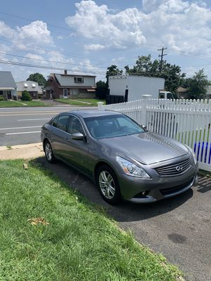 2012 Infiniti G37X for Sale in Philadelphia, PA