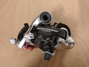 Campagnola record carbon titanium 10 speed rear derailleur road bike for Sale in Hillsboro, OR