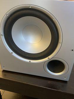 Polk Audio Subwoofer for Sale in Auburn,  WA