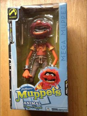 Mega Muppet Animal 12-inch Collectable Figure from Palisades toys in original box for Sale in Sarver, PA