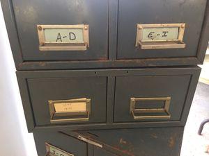 Metal file cabinets for Sale in Sebring, FL