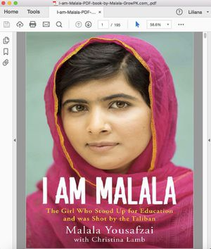 I am Malala for Sale in El Monte, CA