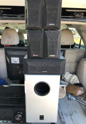 Onkyo surround sound for Sale in Phoenix, AZ