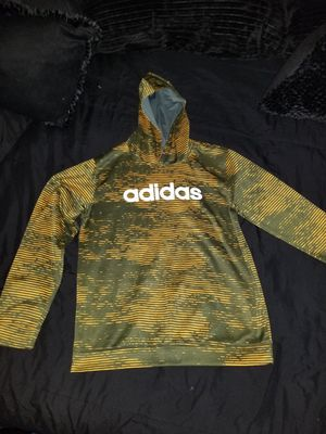 Youth boys adidas pullover hoodie for Sale in Escondido, CA