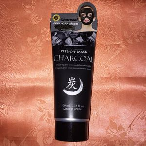 Deep Cleansing Charcoal Peel-Off Mask for Sale in Canton, GA