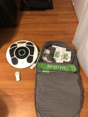 Revitive circulation booster (newest model) for Sale in Opa-locka, FL
