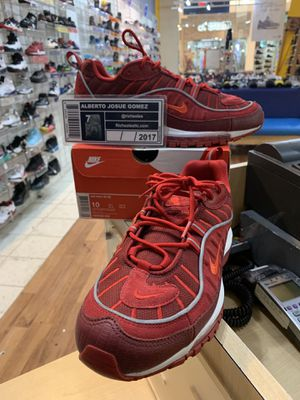Nike Air Max 98 Habanero Size 10.5 for Sale in Silver Spring, MD