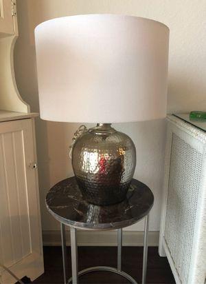 Aluminum Lamp for Sale in Boynton Beach, FL