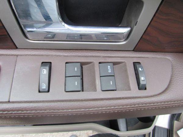 2010 Ford F150 SuperCrew Cab