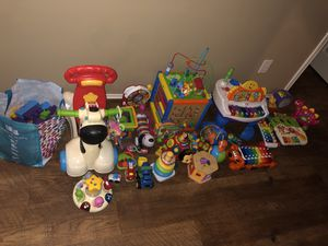Toddler/Baby Toys for Sale in Humble, TX