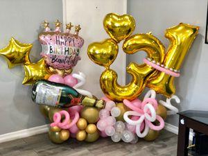 Balloon Bouquet for Sale in Riverside, CA