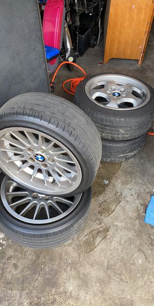 full set of bmw style 32's for Sale in Portland, OR
