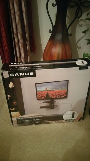 NEW Sanus WALL MOUNT W/SHELVES for Sale in Round Rock, TX