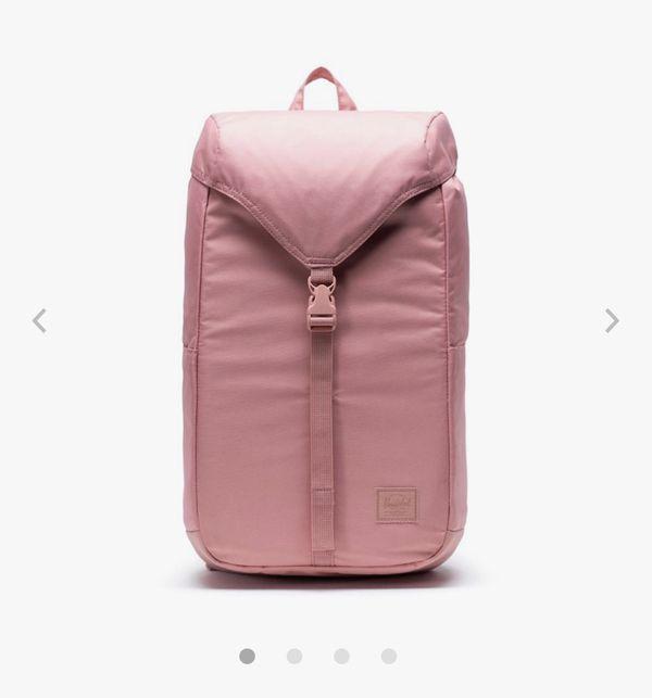 Hershel Pink backpack