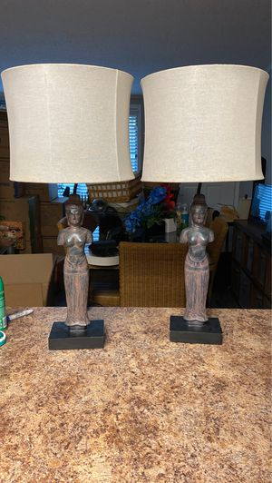 Buddha Lamps for Sale in Princeton, FL