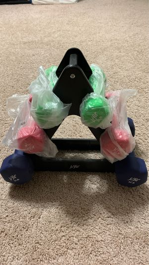 Weight set for Sale in Centreville, VA