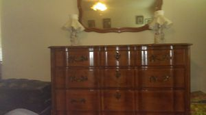 French Provincial Antique Furniture Bedroom Set for Sale in Houston, TX