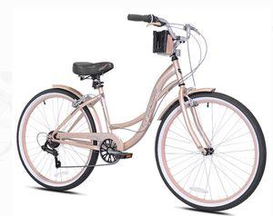 """*BRAND NEW* Kent 26"""" Bayside Women's Cruiser Bike- Rose Gold for Sale in KS, US"""