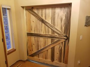 Custom Made Barn Doors for Sale in Boring, OR