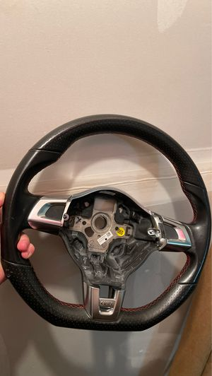 Mk6 GTI steering wheel for Sale in Seattle, WA