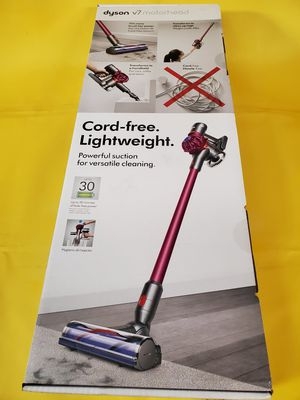 Dyson v7 pink fuschia motorhead cordless stick vaccum aspiradora inalambrica rechargeable for Sale in Los Angeles, CA