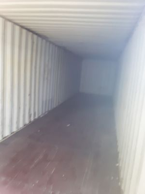 36x10 white metal shed for Sale in Stockton, CA