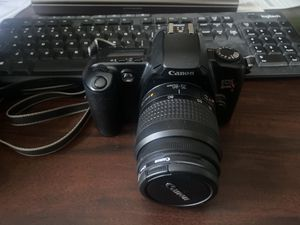 Canon X S w/ 35 - 80 mm Lense and Canon Bag for Sale in Howell, MI