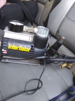 Portable Tire Air Compressor for Sale in Bakersfield, CA