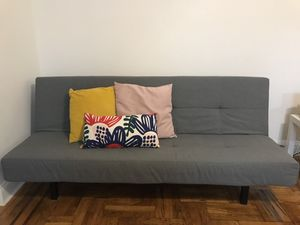 Ikea, Sleeper Sofa, Gray for Sale in Brooklyn, NY