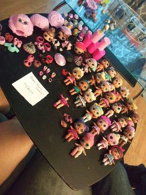 Lol doll lot for Sale in Hammond, IN