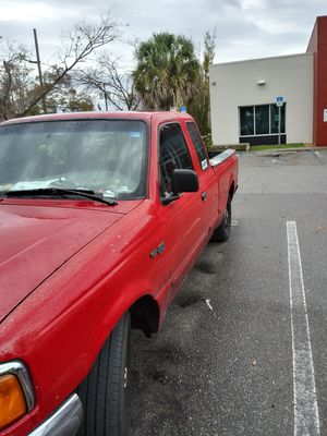 Ford Ranger 1998 5-speed extended cab for sale for Sale in Tampa, FL