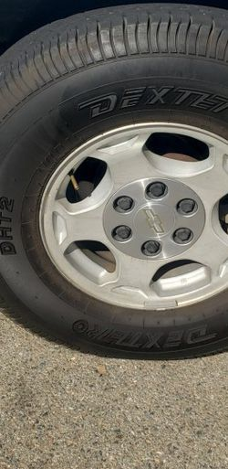 Chevy Silverado Wheels for Sale in Hesperia,  CA