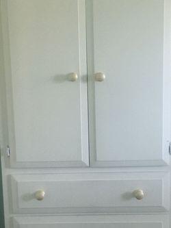 Wardrobe Dresser Cabinet for Sale in Garden Grove,  CA