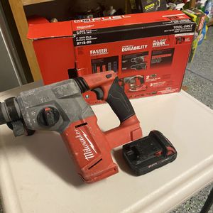 Rotary Hammer M18 for Sale in Manteca, CA