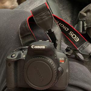 Canon Rebel T5i for Sale in Reston, VA