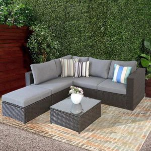In the Box outdoor patio sofa patio furniture patio set for Sale in Los Angeles, CA