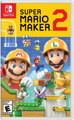 Mario Maker 2 Nintendo Switch for TRADE for Sale in Houston, TX