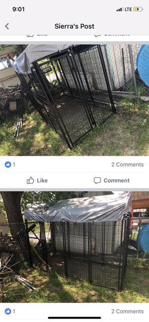 Large dog kennel for Sale in Rapid City, SD