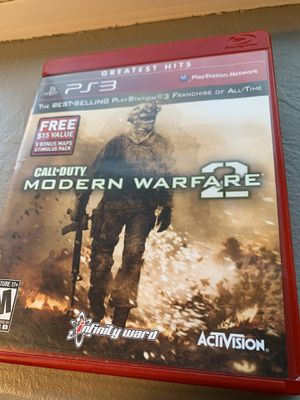 Call of Duty: MW2 for Sale in El Cajon, CA