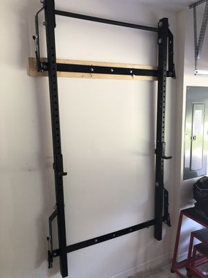 Prx Foldable squat and weight racks ! for Sale in Hampton, GA
