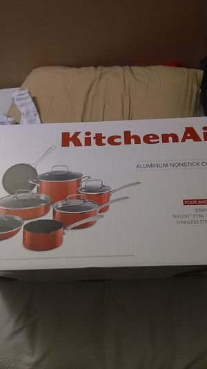 Kitchen aid nonstick cookware for Sale in St. Louis, MO