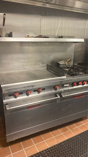 Vulcan grill for restaurant for Sale in Lincolnwood, IL