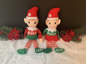 Personalized Elves for Sale in Fuquay-Varina, NC