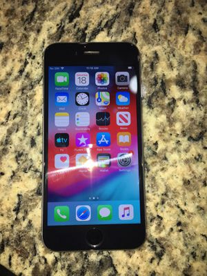 iPhone 6 like new unlocked for Sale in Las Vegas, NV