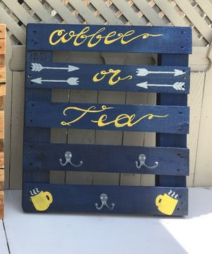 Coffee Mug Rack for Sale in Chesapeake, VA