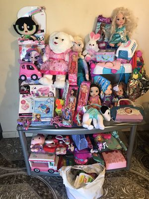 Toys for all $60 pieces new 15 for Sale in Spring Valley, CA